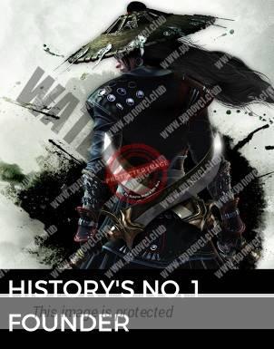 ผู้ก่อตั้งหมายเลข 1 ของประวัติศาสตร์